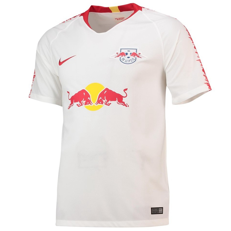 Red Bull Leipzig Soccer Jerseys 2018-19 Home Football Shirts